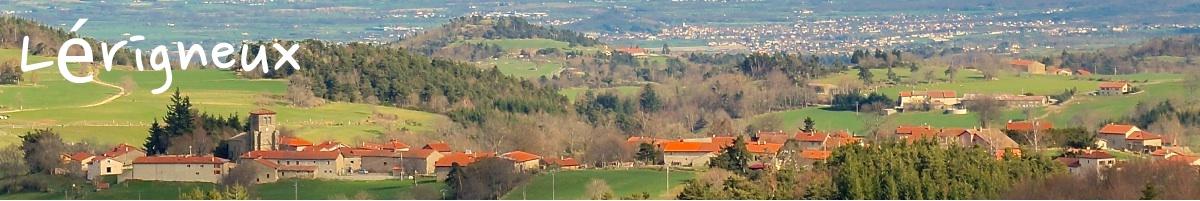 Site officiel de la Mairie et commune de Lérigneux